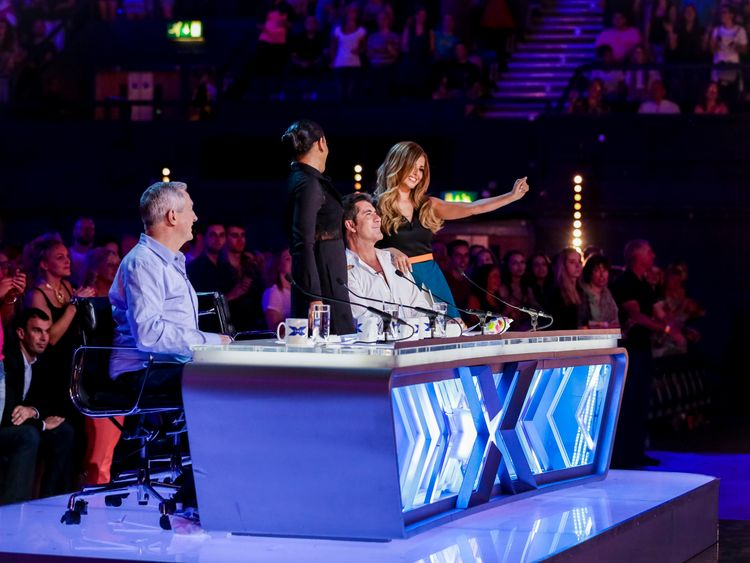 Louis Walsh leaves X Factor show in shake-up