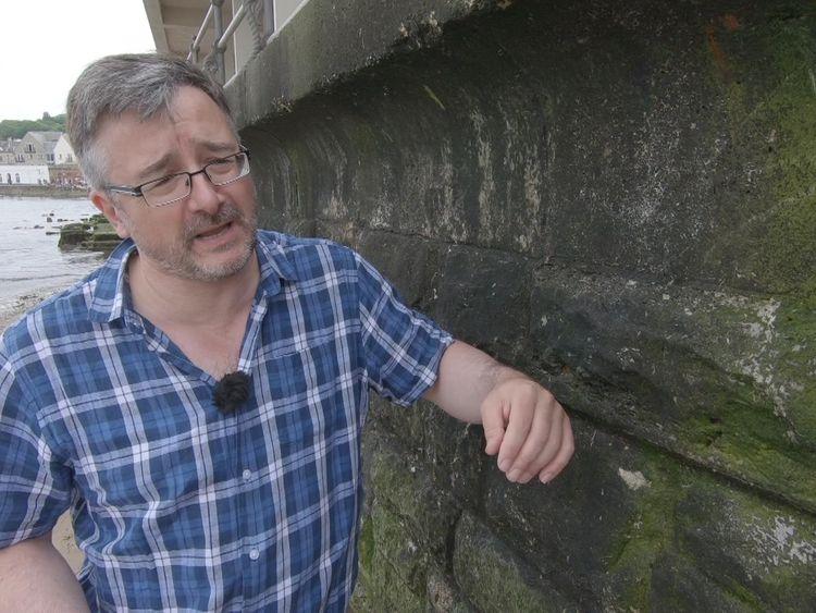 Professor Matthew Bennett, of Bournemouth University