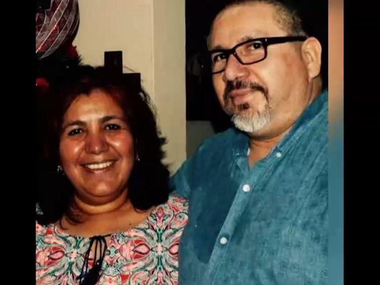 Griselda Tristiana's journalist husband Javier was murdered by a drug cartel
