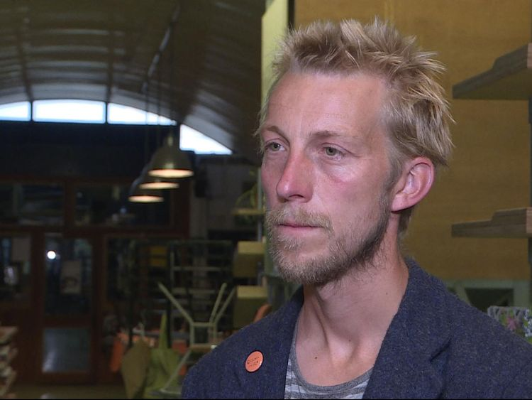 Ben Mackinnon, founder of E5 Bakehouse, says Network Rail is only selling for short-term gain