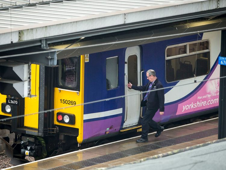 Delays as train operator cancels 150 daily services