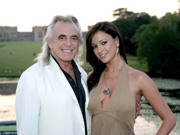 Nightclub owner Peter Stringfellow dies aged 77