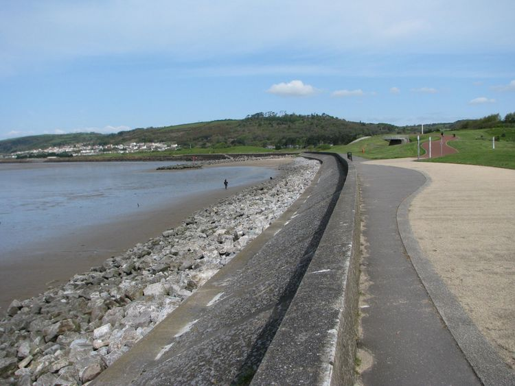 The Wales Coast Path will have water refill points along its 870 mile length