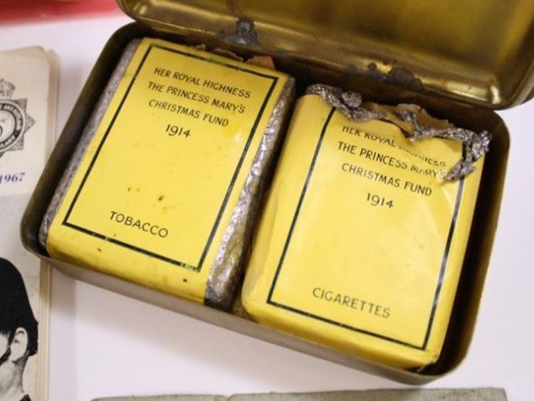 The cigarettes will also be sold of
