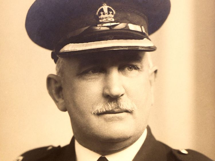 Richard Bullimore won various awards and medals