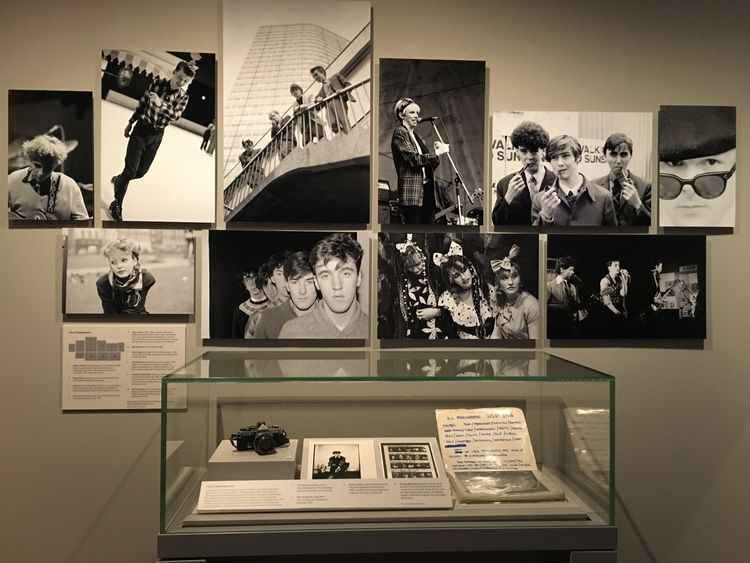Sixty years of Scottish music goes on display
