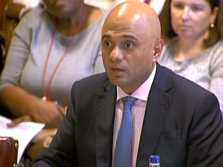 The home secretary apologised to the Windrush generation