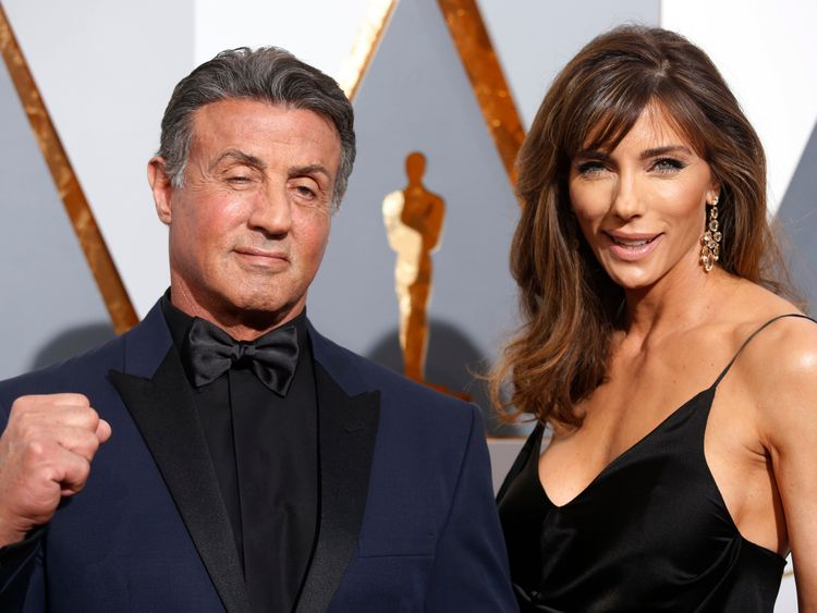 Image    Stallone has been married to wife Jennifer Flavin for 21 years