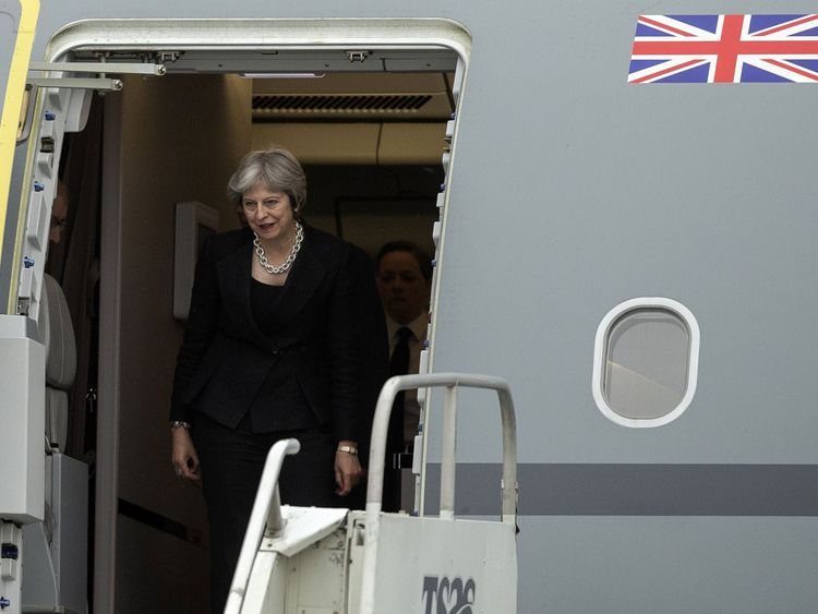 No guarantee from PM of Brexit backstop end date