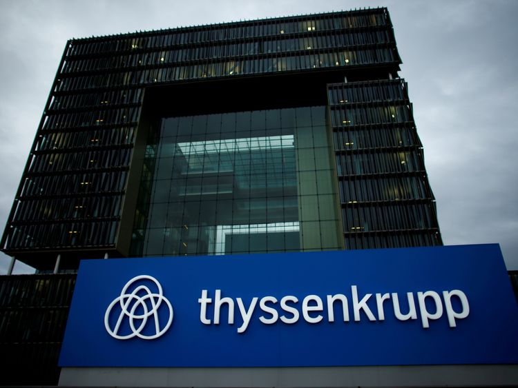 Thyssenkrupp, Tata Steel merging Europe steel operations