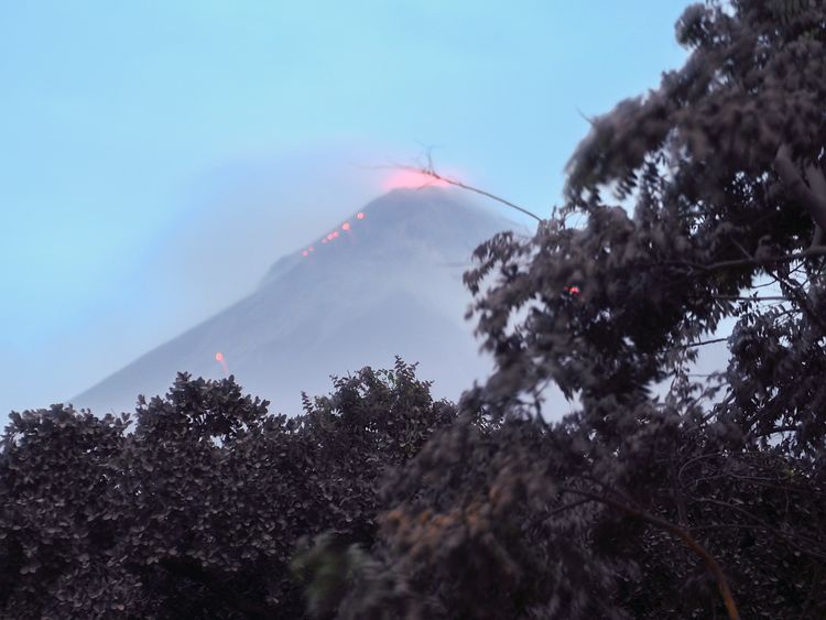 Guatemala volcano eruption leaves at least 69 dead; 17 identified