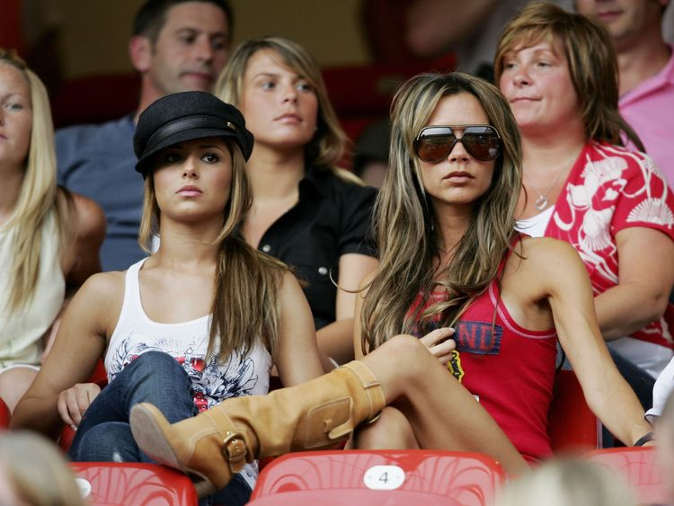 wags world cup 2006