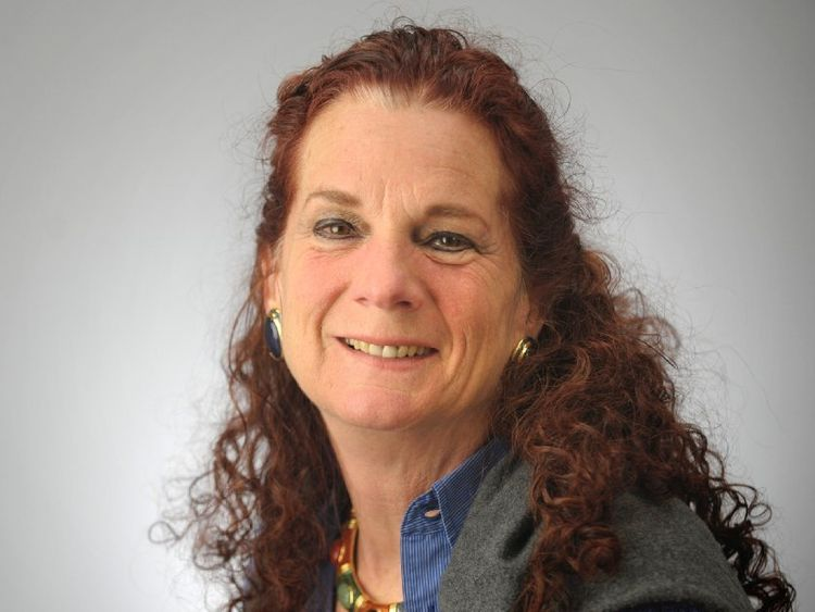 Community news reporter Wendi Winters was one of the victims. Pic: The Capital Gazette