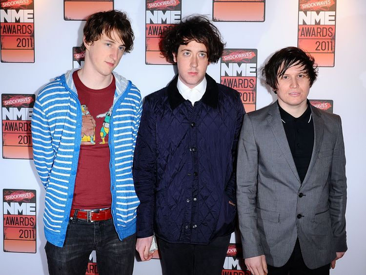 Wombats: 'Streaming has levelled the playing field'