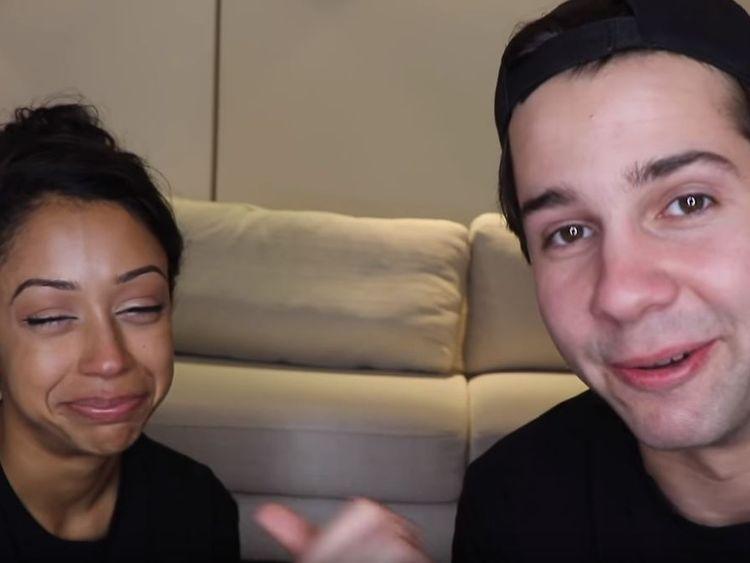 YouTube Stars Liza Koshy And David Dobrik Have Broken Up