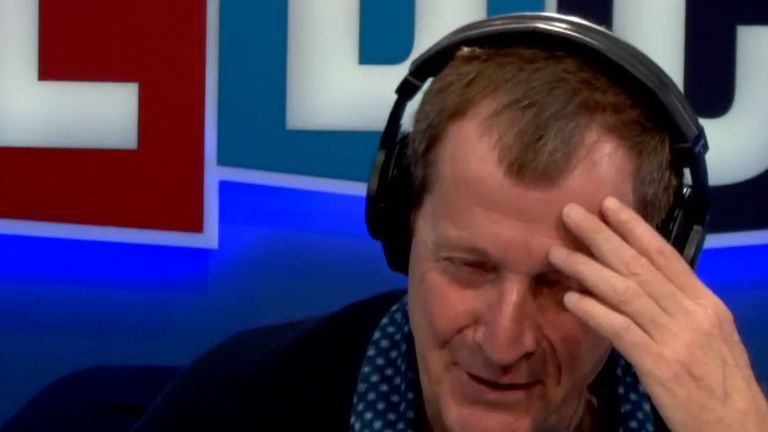 Alastair Campbell's daughter didn't pull any punches when she challenged his record on feminism