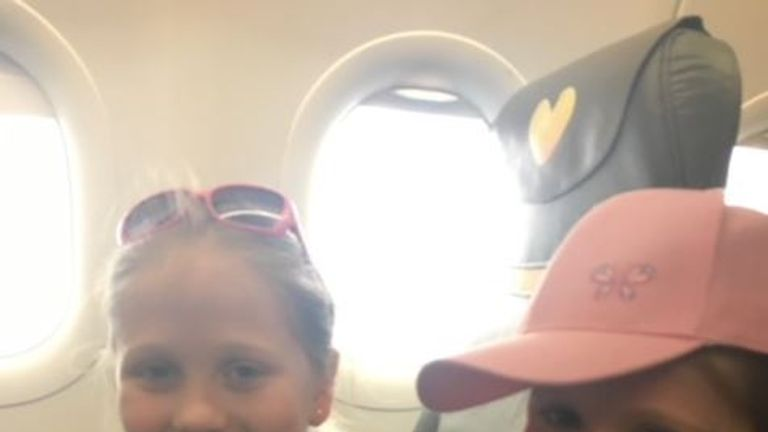 Mother sues Thomas Cook over her child's 'abduction' at