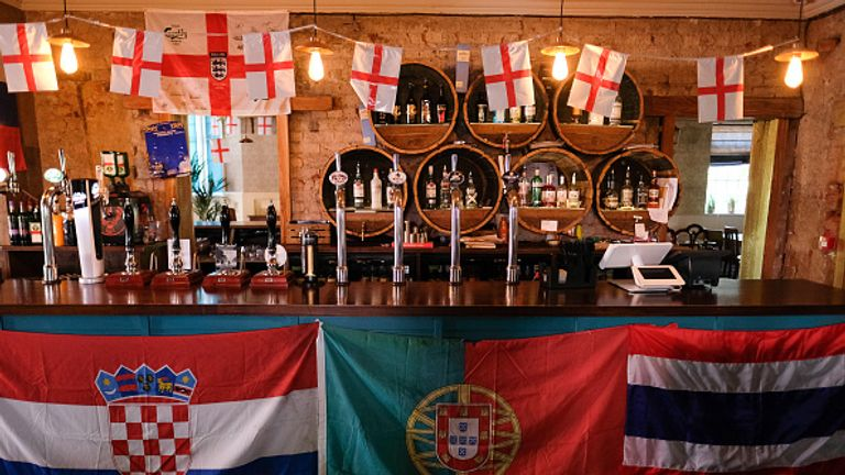 The World Cup and hot weather have increased people's appetite for beer