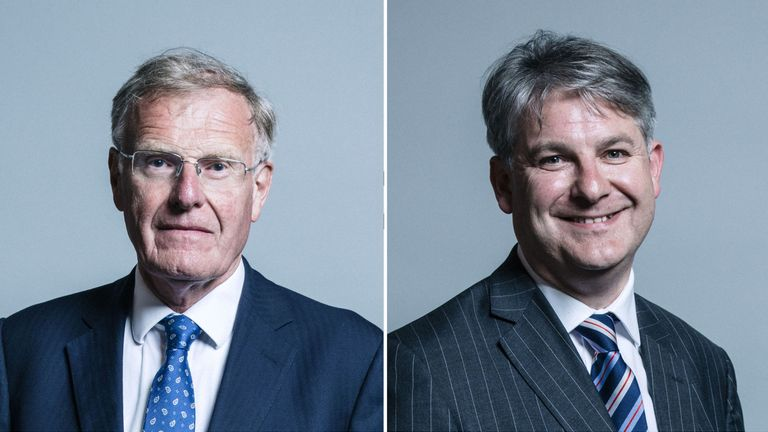 Philip Davies christopher chope