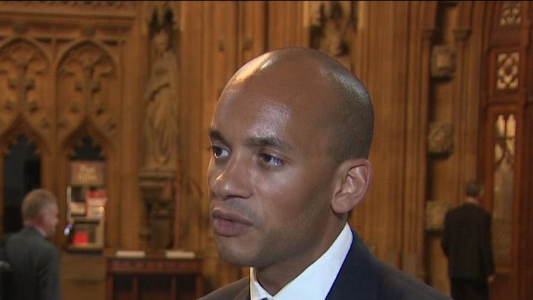 Labour's Chuka Ummuna reflects on the party's position on Brexit