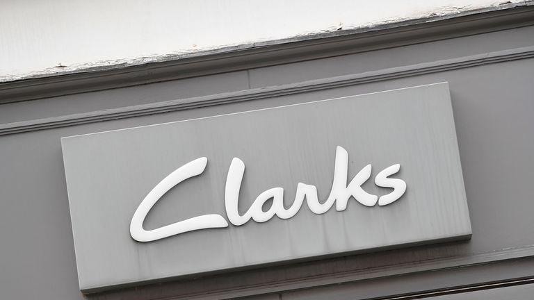 Somerset-based Clarks has more than 1,500 stores worldwide