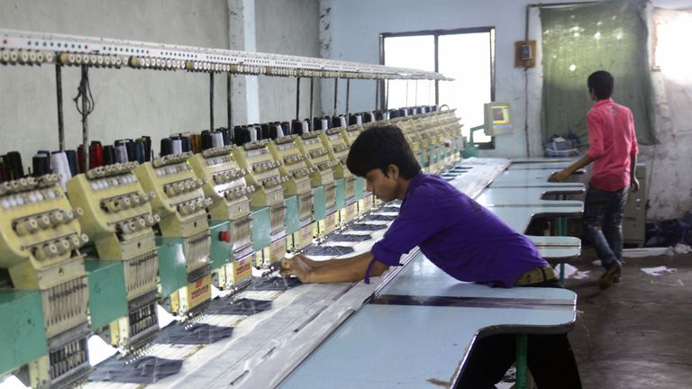 Globalisation has made some clothes so cheap they are almost disposable