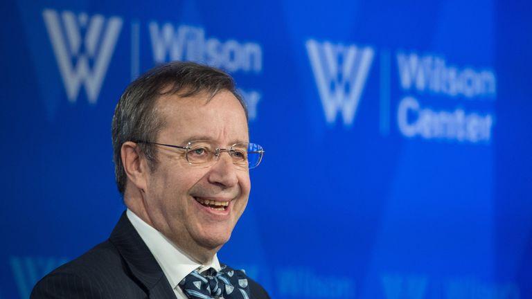 Former Estonian President Toomas-Hendrik Ilves says liberal democracies need a new defence organisation