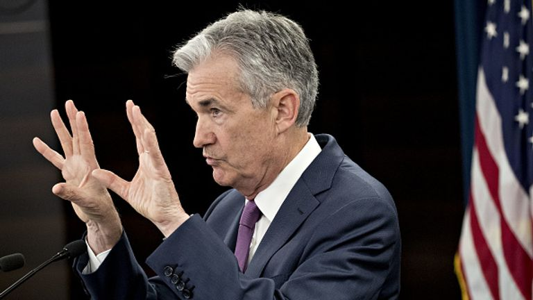 Jerome Powell, chairman of the US Federal Reserve, said there would be four rate hikes in 2018.