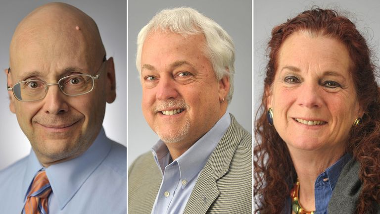 Gazette editorial page editor Gerald Fischman, editor Rob Hiaasen, and community news reporter Wendi Winters were among the victims. Pics: The Capital Gazette