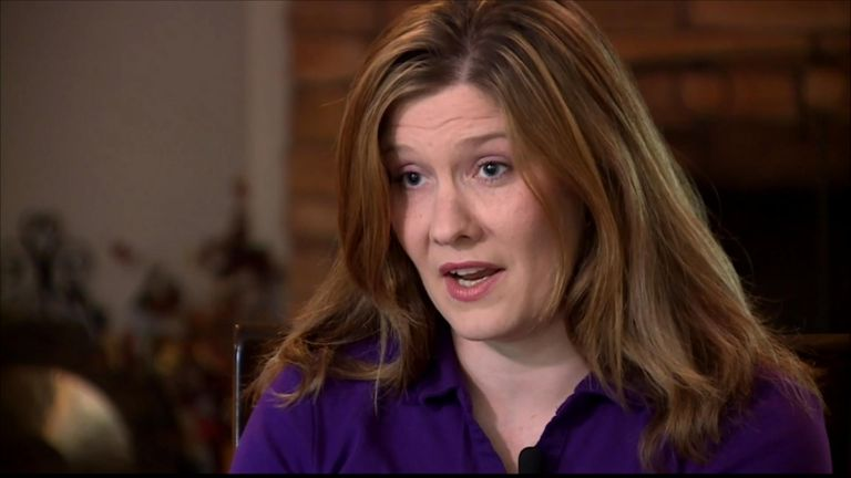 Sarah Goodman said she was offended to be called negligent