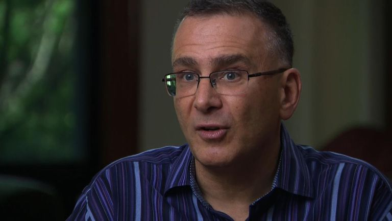 Jonathan Gruber, the man credited with being the architect of Obamacare