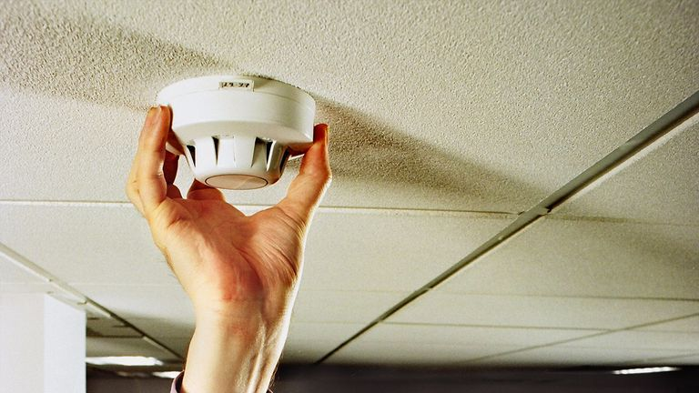 Halma is the second-biggest manufacturer of smoke alarms in the world. Pic: Halma