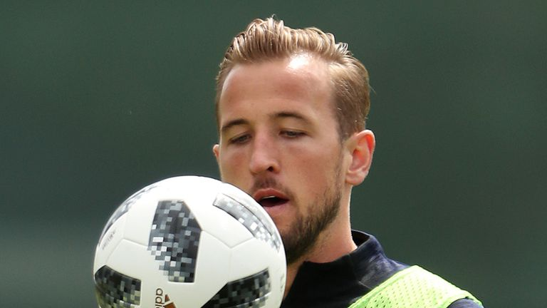 Harry Kane is particularly popular in Volgograd