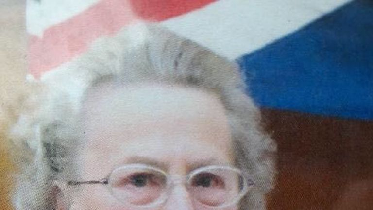 Iris's family says she is 'highly independent' .Pic: Met Police