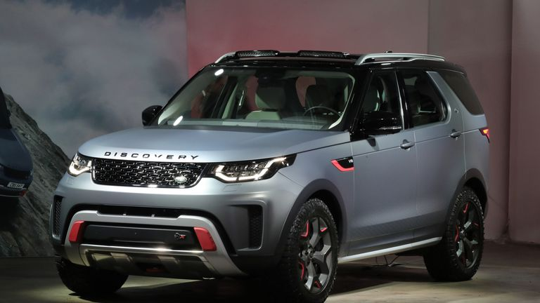 Jaguar Land Rover >> Jaguar Land Rover Moves Discovery Production To Slovakia Business