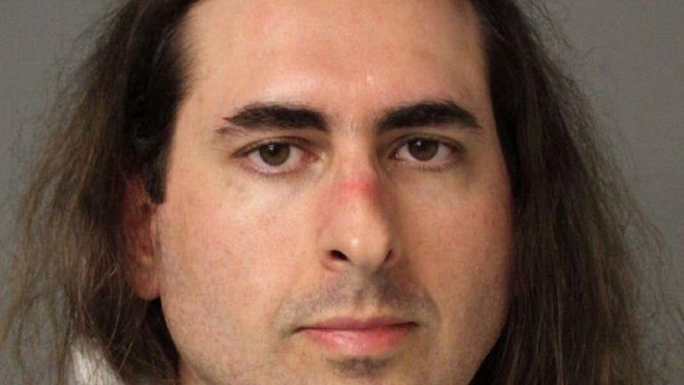 Maryland shooting suspect Jarrod Ramos