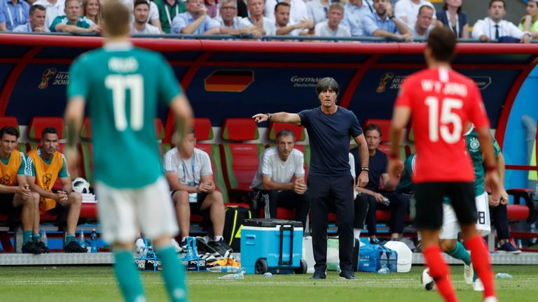 Joachim Low could not mastermind a World Cup to remember for Germany this time out