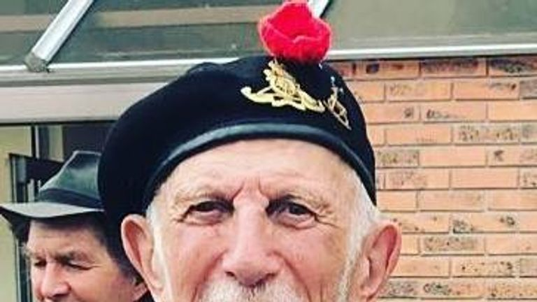D-Day veteran Joe Cattini, 95, said he is horrified a concert to commemorate the 75th anniversary will be held on Sword