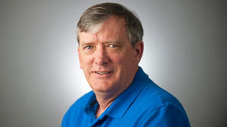 Staff writer John McNamara. Pic: The Capital Gazette