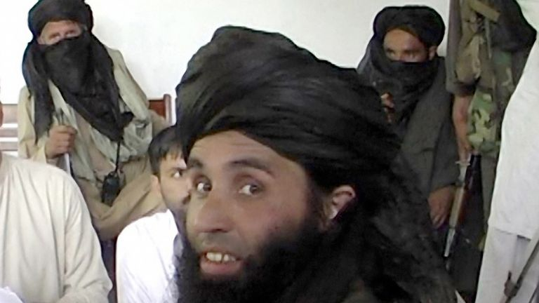 Maulana Fazlullah was Pakistan's most wanted militant
