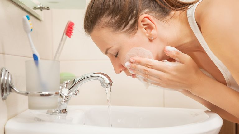 Microbeads were found in plenty of cosmetic and toiletry products