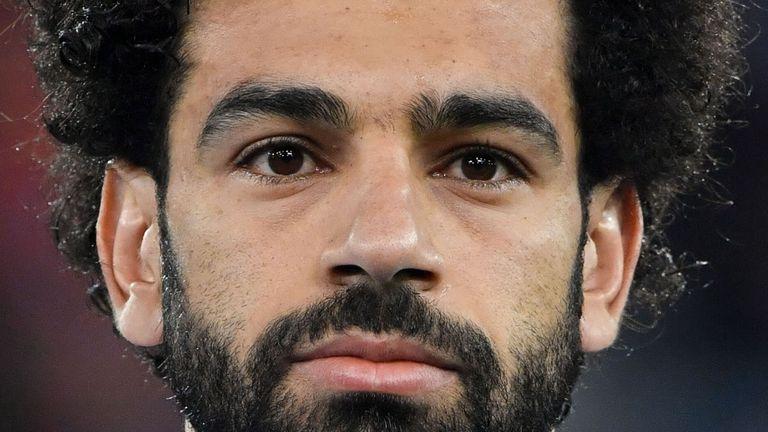 Egypt's hopes rest on the brilliant Mohamed Salah