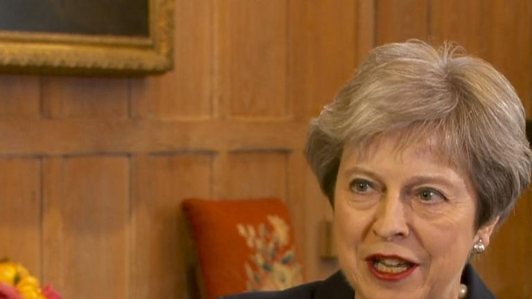 Prime Minister Theresa May tells the BBC's Andrew Marr that an extra £20bn will be made available to the NHS over 5 years