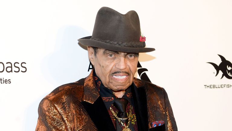 Joe Jackson has died at the age of 89