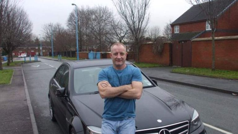 Paul Massey was a notorious figure in Salford before he was shot dead in 2015