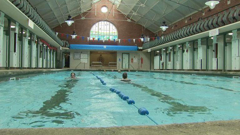 Bramley Baths is now community run
