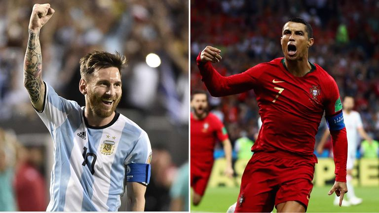 37ff26d2b Lionel Messi versus Cristiano Ronaldo: Who is football's greatest ...