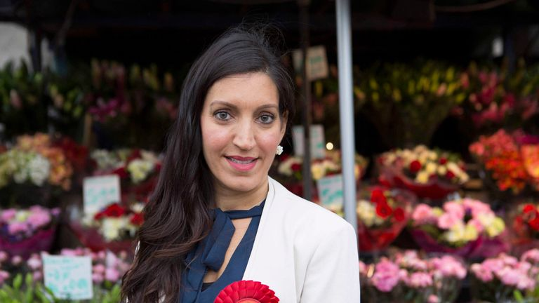 Dr Rosena Allin-Khan MP