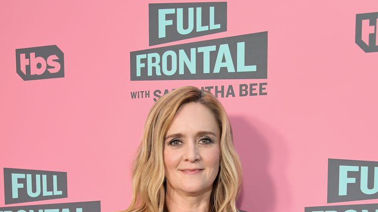 Samantha Bee has apologised for insulting Ivanka Trump on her show