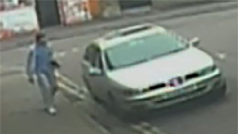 this one Officers are seeking anyone who saw this Seat Leon on the day of the robbery. Credit: Derbyshire police